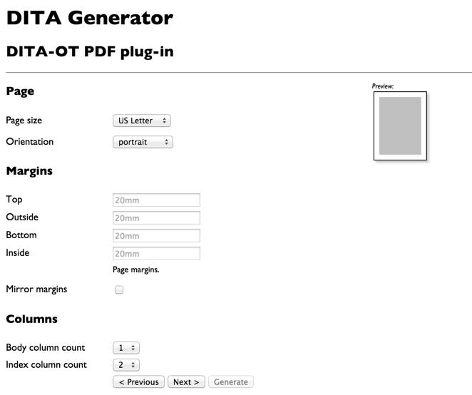 PDF Plugin Generator