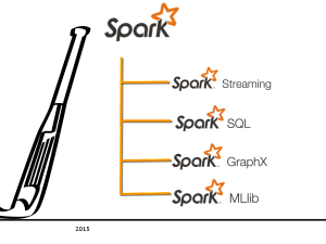 Apache Spark's momentum is unstoppable!